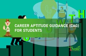 Career Aptitude Guidance (CAG) - 25th-30th March 2021