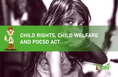 Child Rights, Child Welfare & POCSO Act